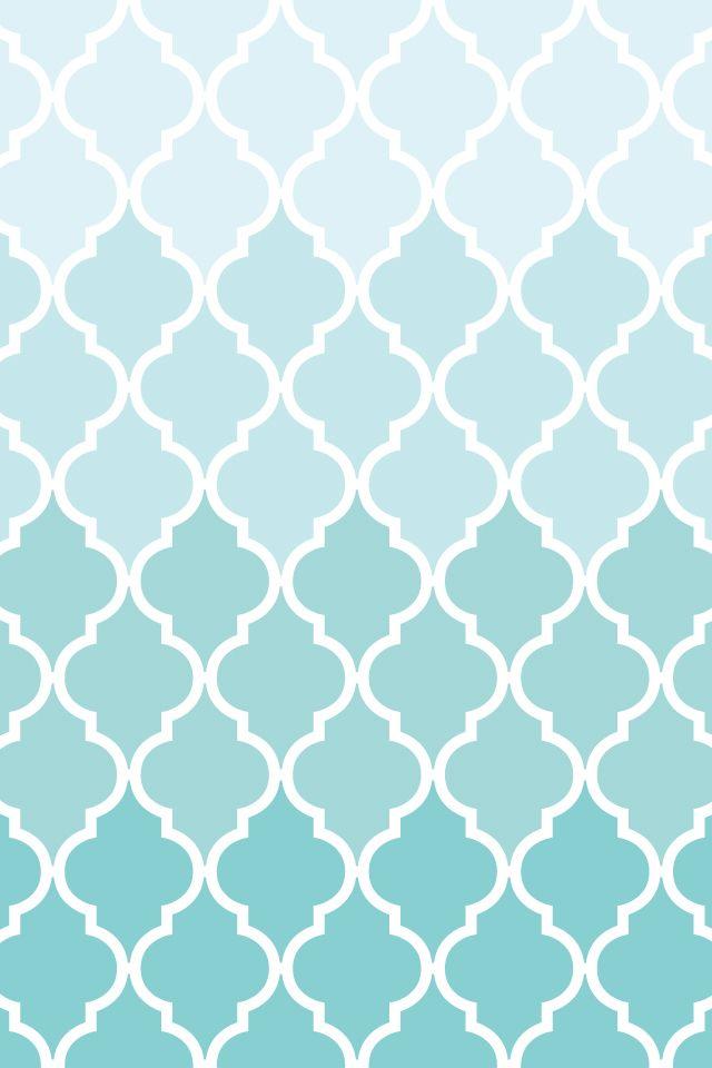 Create Printables Backgrounds Wallpapers Quatrefoil