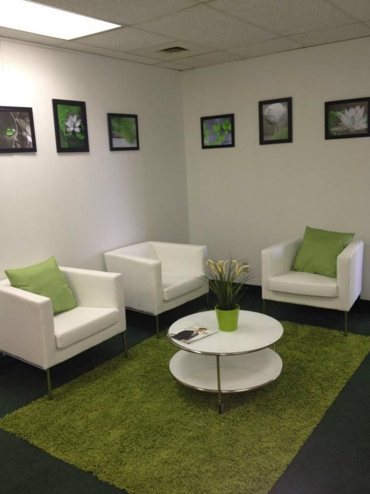 Reception Room Design Ideas: Very Stylish Collaborative Work Space #FSBCoreStrategies