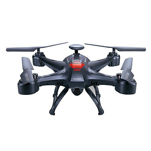 PowerLead Pqad D015 Wifi Camera Drone First Person View Camera Video Drone With Video 6 Axis Gyro Explorer UFO with 2MP LCD Remote Control With HD Camera >>> Click on the image for additional details.Note:It is affiliate link to Amazon.