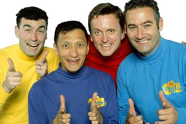 Which One Of The Wiggles Should You Totally Hook Up With