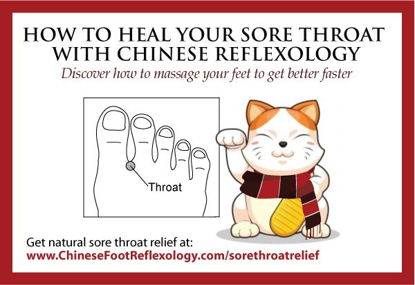 How to Heal Your Sore Throat Naturally With Chinese ...