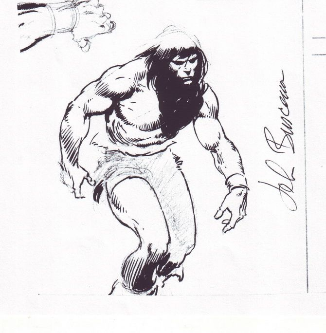 This Is Why John Buscema Was A Better Artist Than You