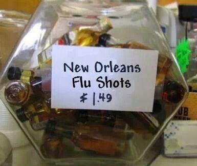 NOLA Flu Shots