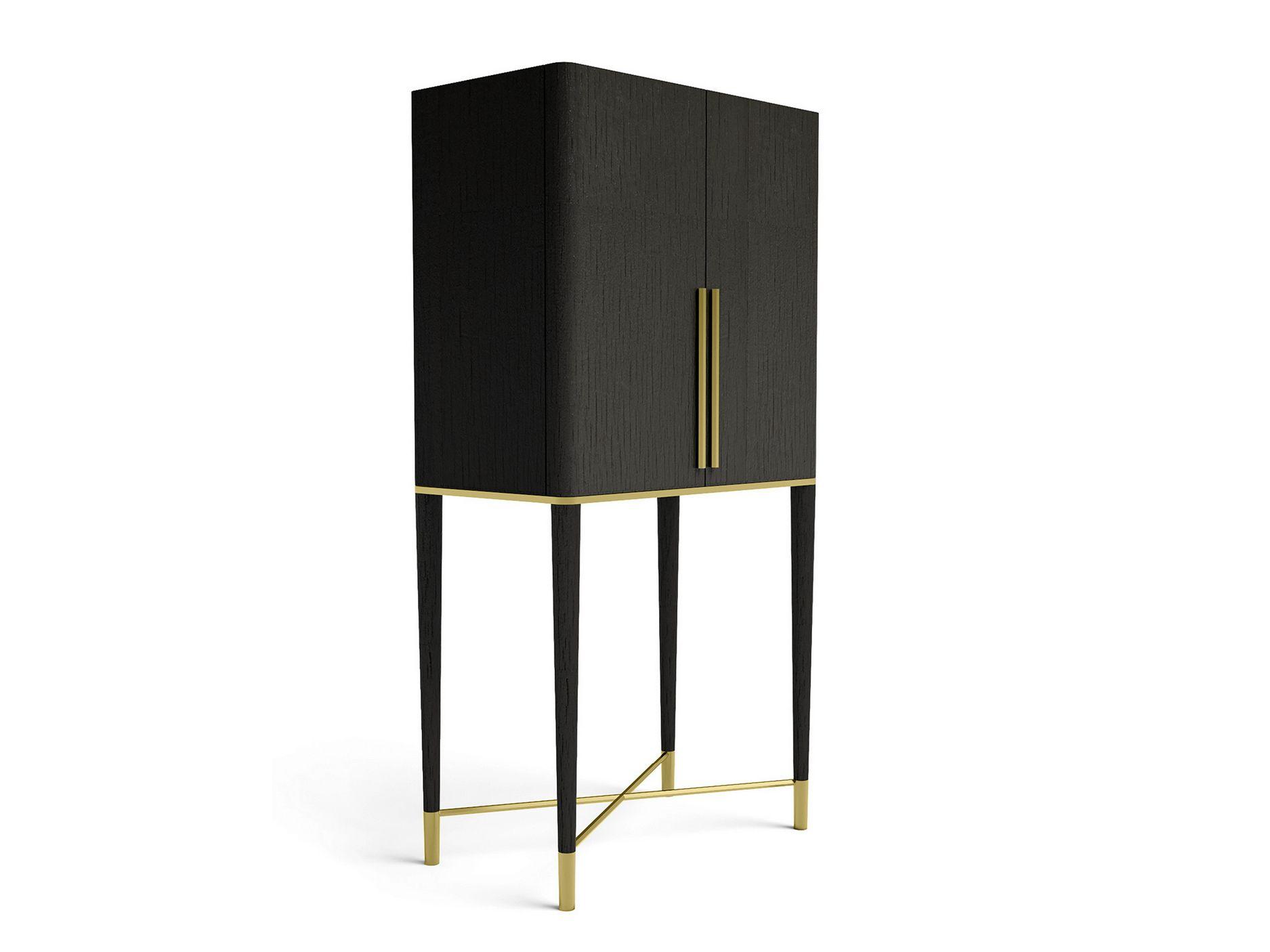 Mobile bar laccato in frassino tama by gallotti furniture - Pavanello mobili ...