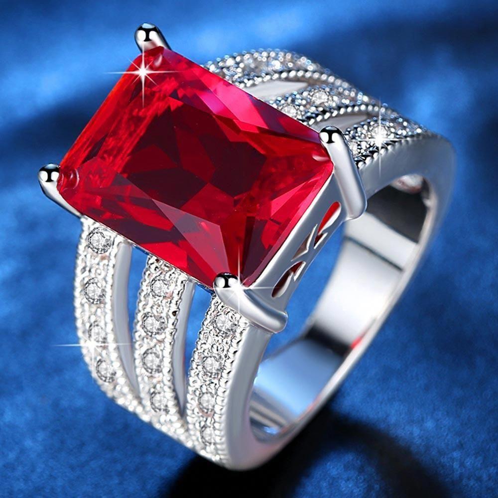 Jewelry At Walmart Jewelry2017 Store Red stone ring