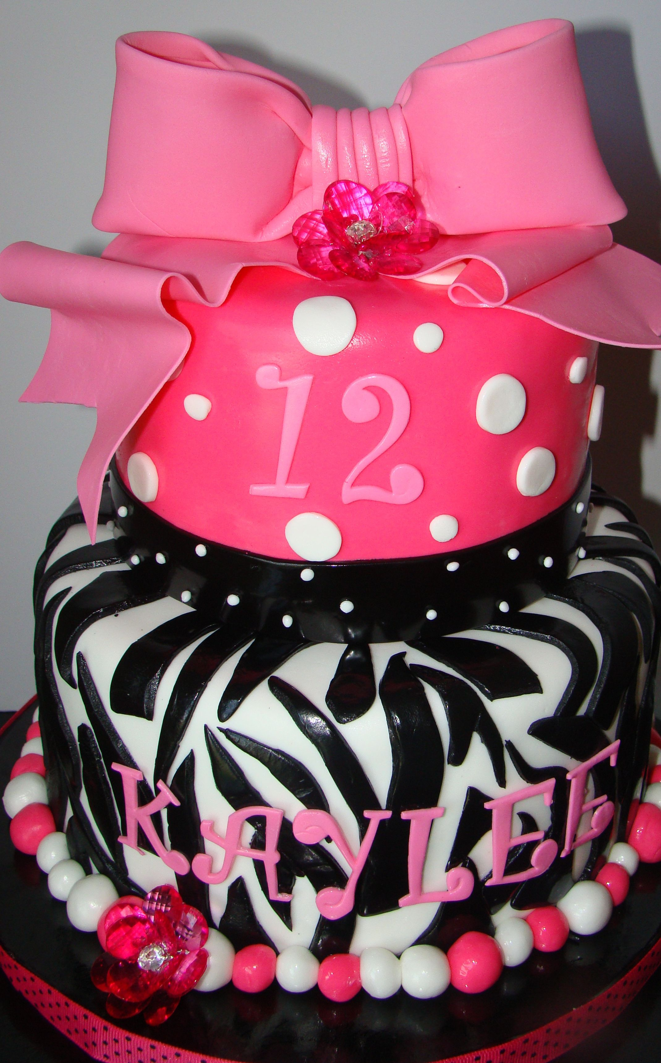 Birthday Cake Girls, Birthday Cake