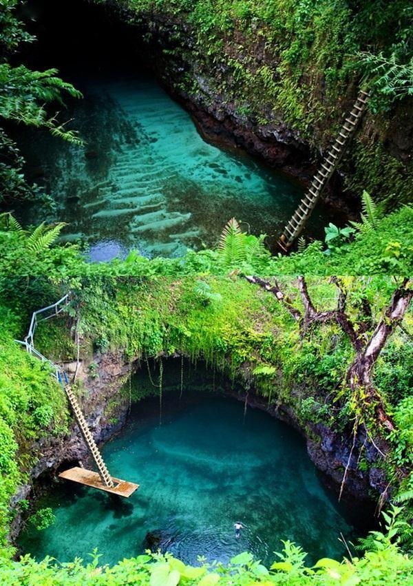 Top 10 des endroits les plus magiques du monde: existe vraiment! - COOLUPON