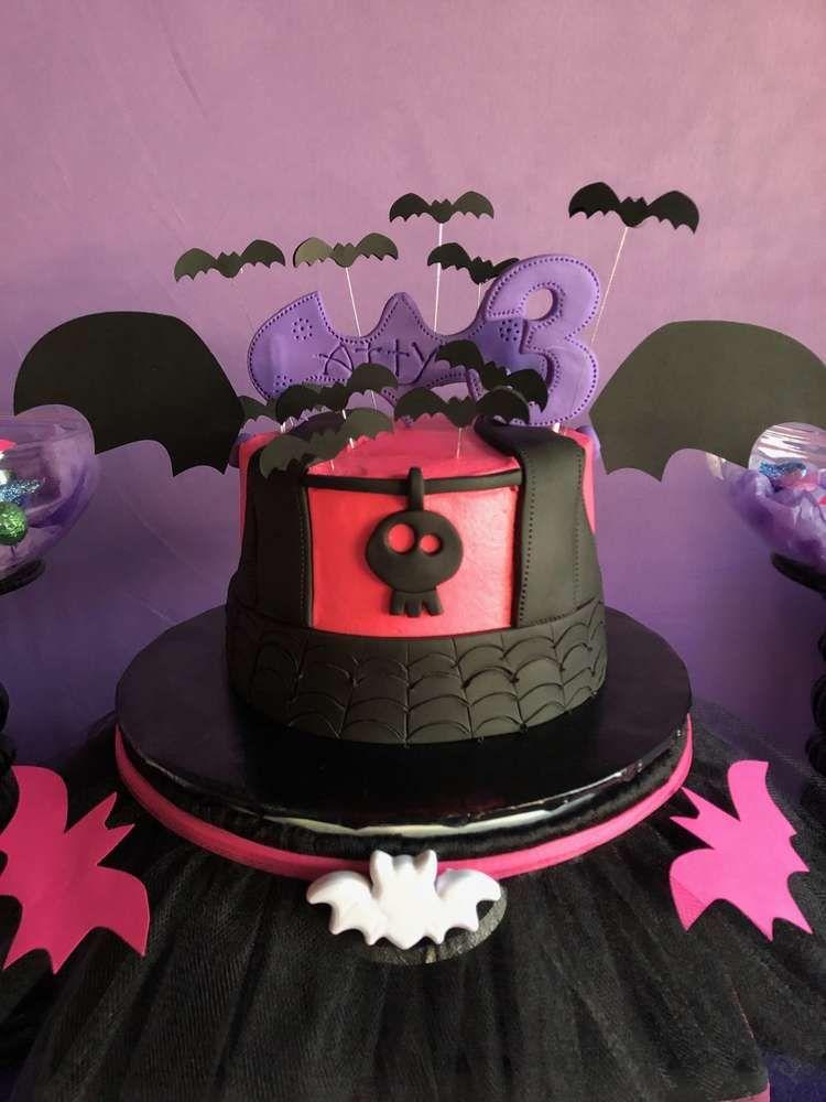 Vampirina Birthday Party Ideas In 2019 Birthday