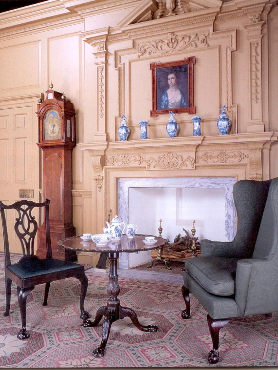 The Museum Of Early Southern Decorative Arts Reproduction Of The Humphrey Sommers House Parlor Country House Decor Southern Style Homes Southern Country Homes