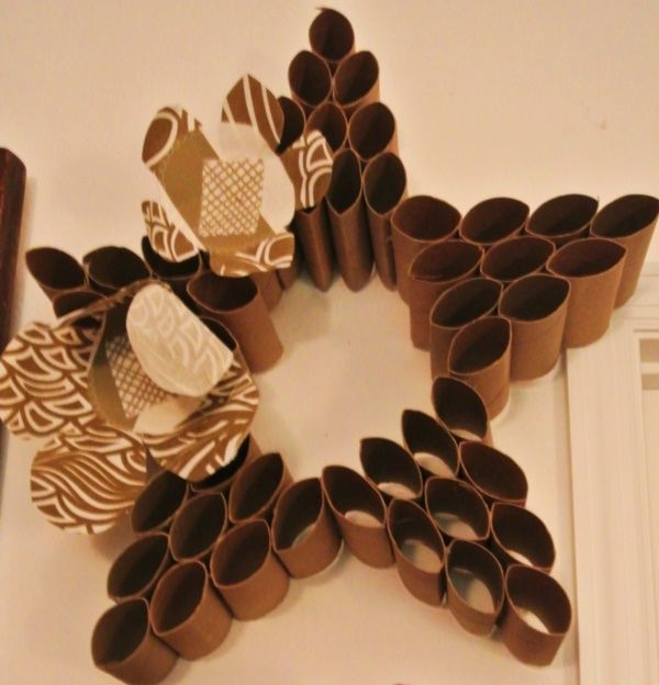 40 toilet paper roll crafts ideas for instant karma for Toilet paper roll art ideas