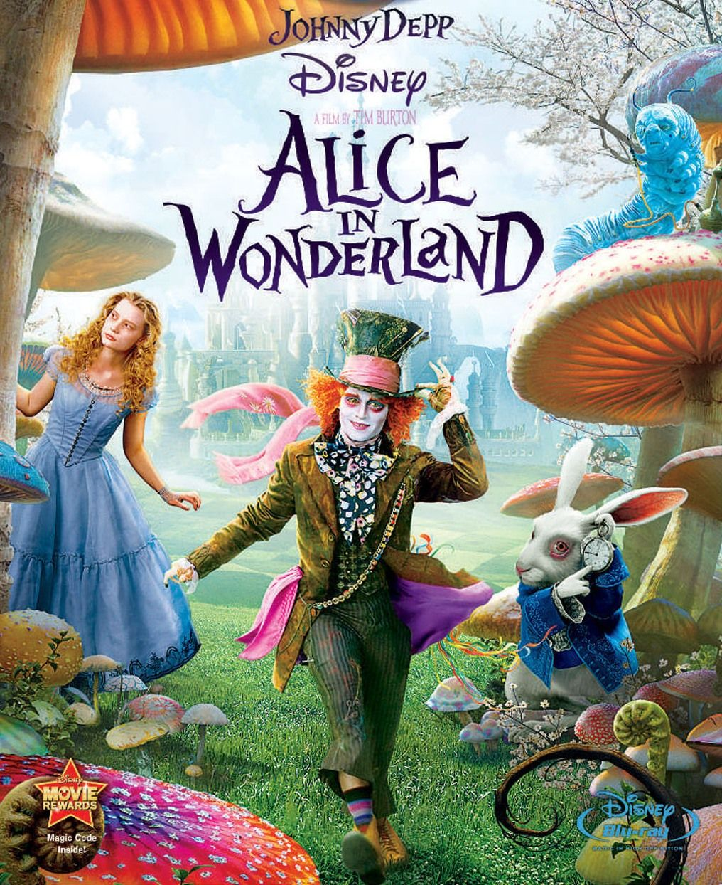 Alice In Wonderland Hd Wallpapers Backgrounds Wallpaper 1280 1024