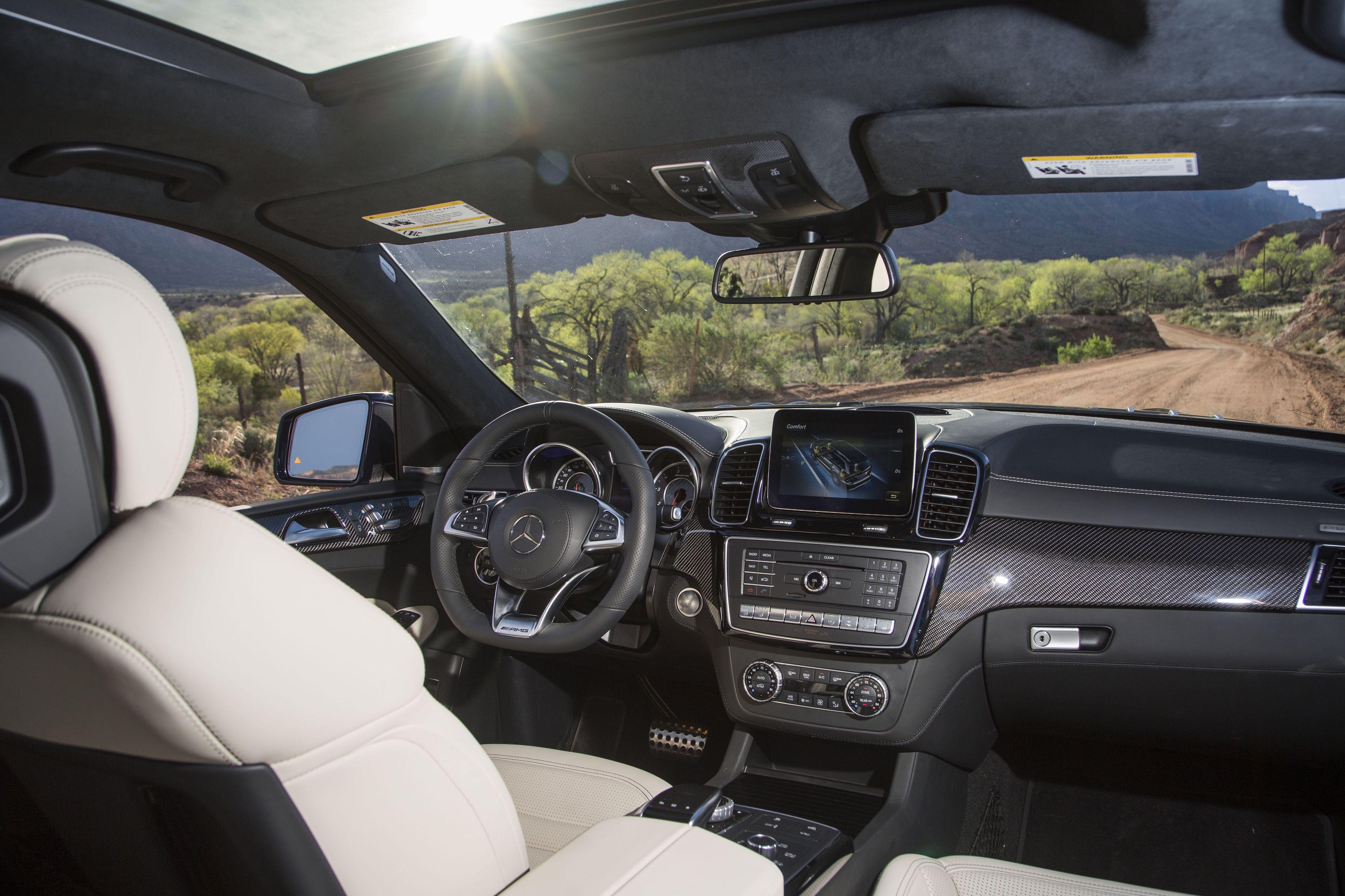 2017 Mercedes Amg Gls 63 4matic X166
