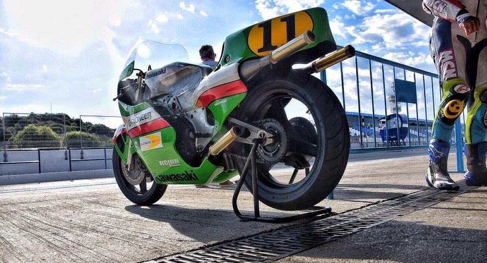 Kawasaki KR500cc
