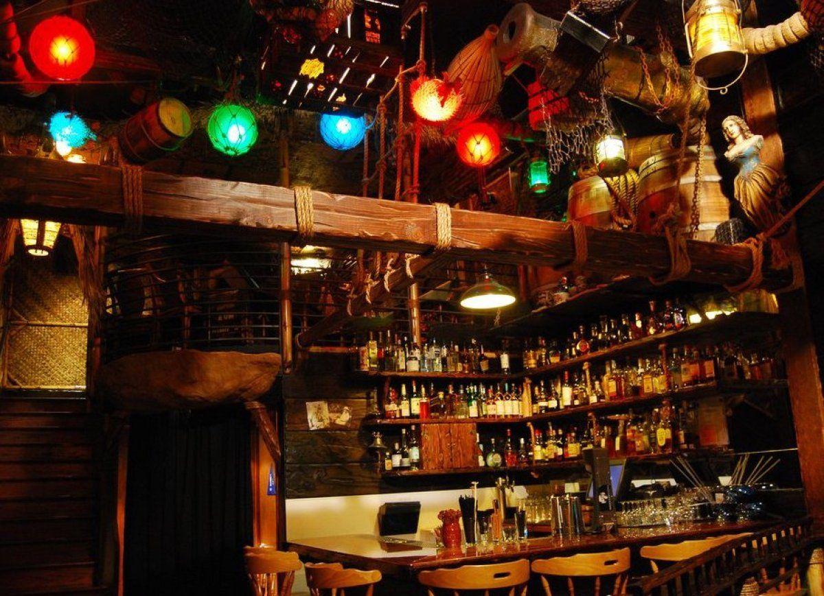 The Best Tiki Bars In America   Tiki bar, San francisco ...