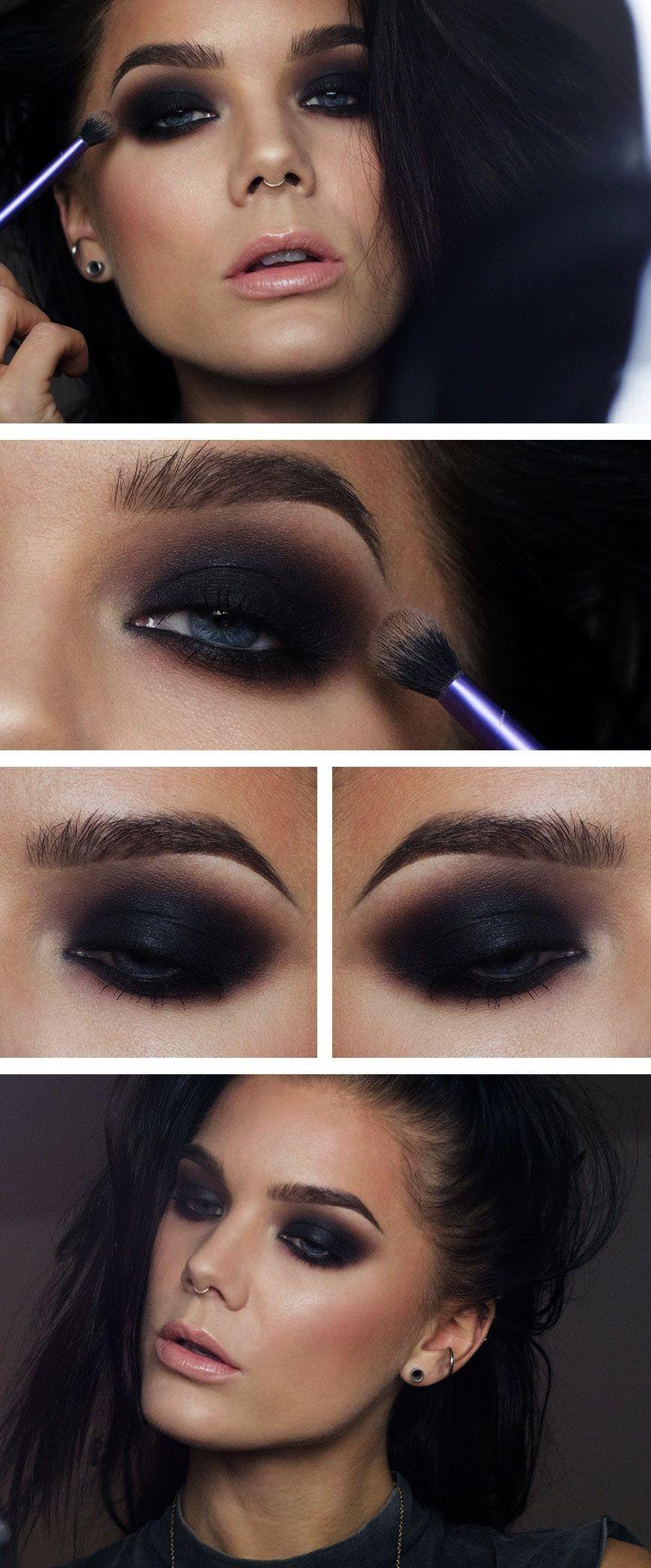 pin > smokey eye makeup for hazel eyes #view | eye makeup
