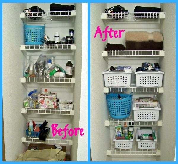 the clutter cleanse: 10 simple steps to declutter your home | if i