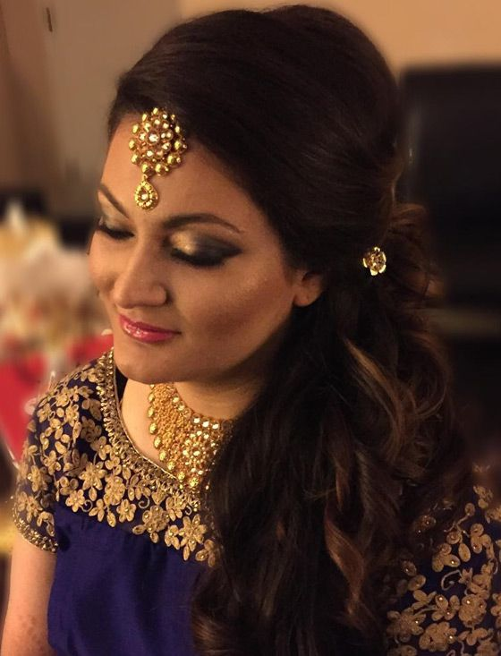 40 Indian Bridal Hairstyles Perfect For Your Wedding Indian Bridal Hairstyles Bridal Hair Accessories Flower Wedding Hair Accessories