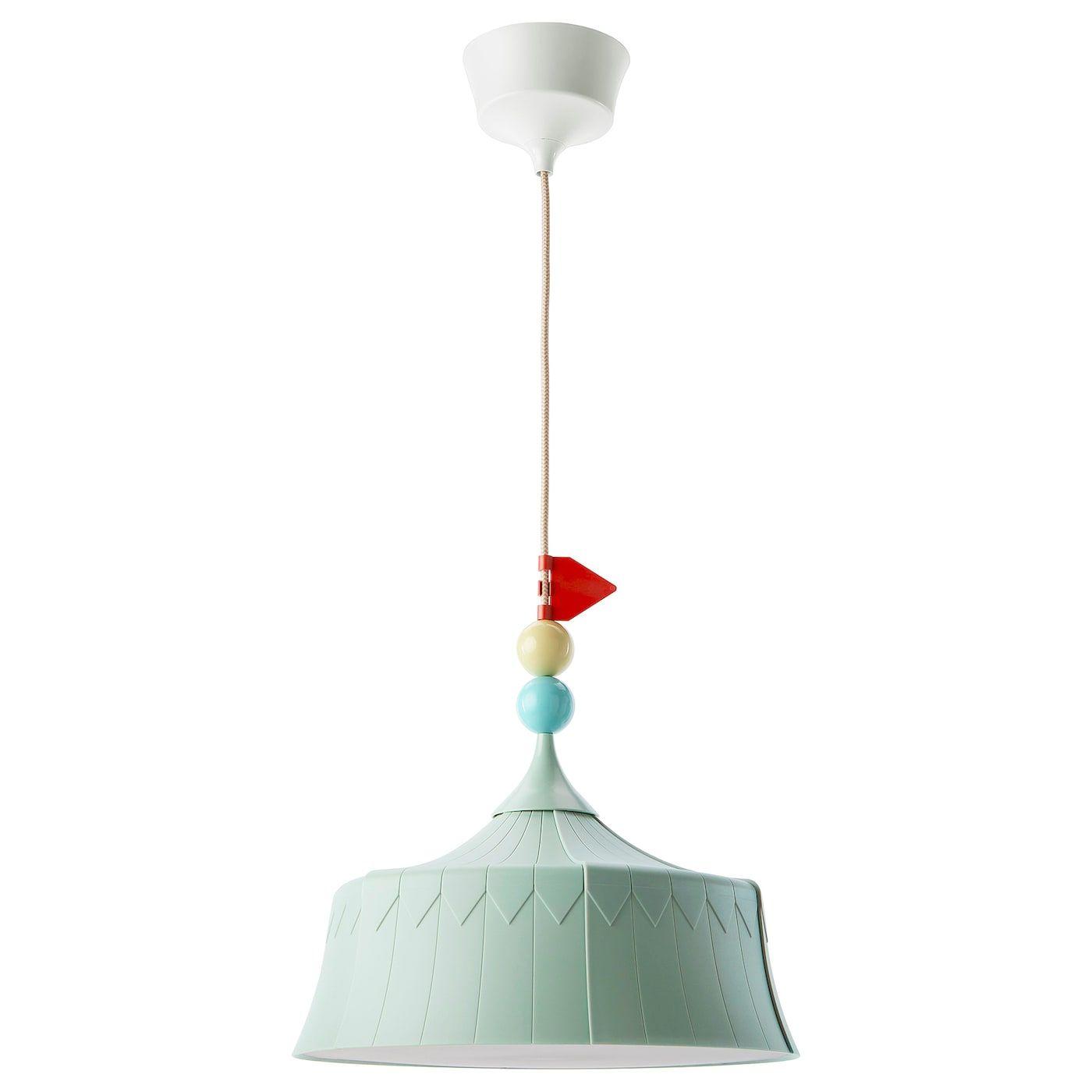 Trollbo Pendant Lamp Light Green Pendant Lamp Lamp Light Ikea
