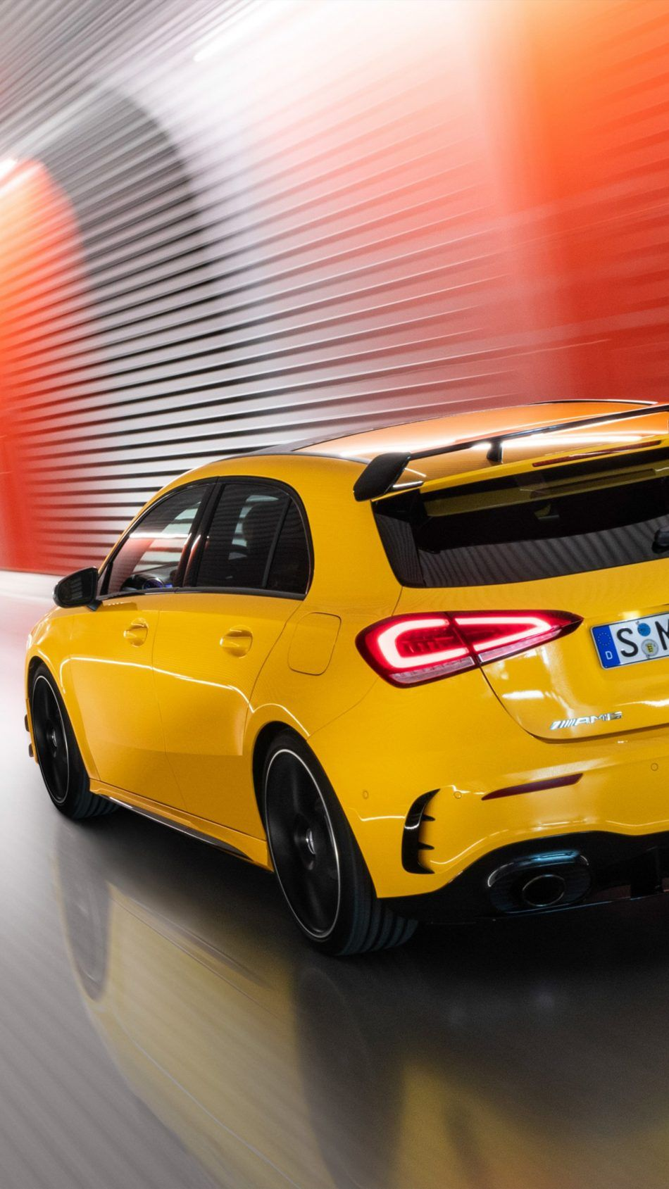 Mercedes Benz A35 Amg 4matic 4k Ultra Hd Mobile Wallpaper With