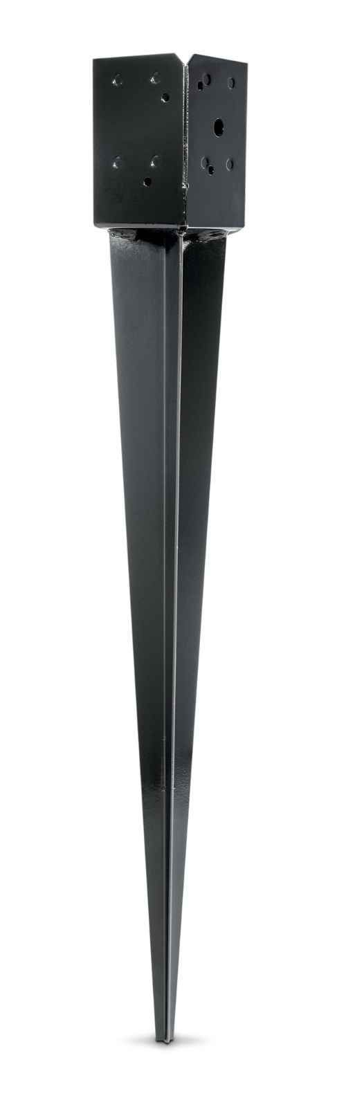 E-Z Spike,™ FOR INSTALLING FENCE POSTS FAST, WITHOUT ...