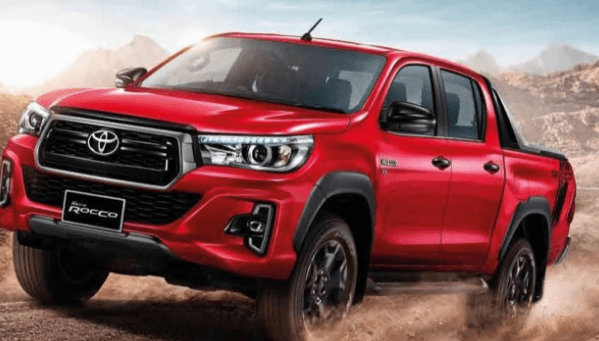 2020 Toyota Hilux Facelift Revo Usa Concept And Price Toyota Hilux Toyota New Trucks
