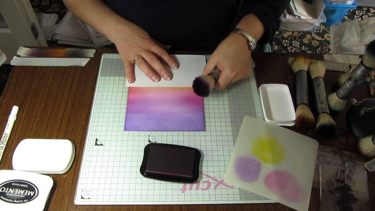 Inkylicious Ink Duster Tutorial #2
