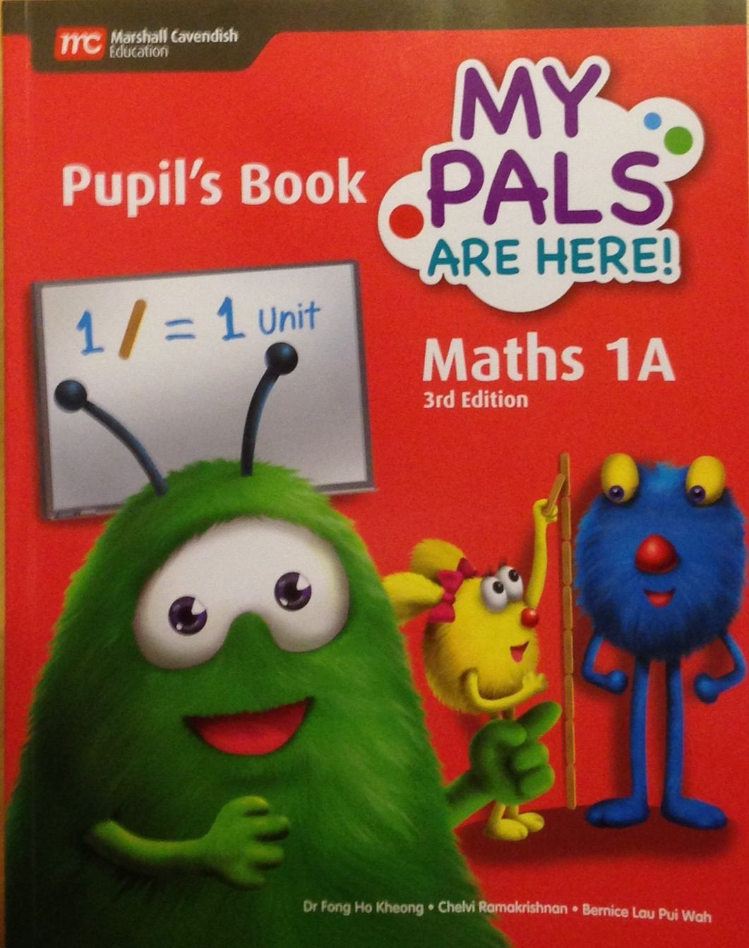 The Latest Grade 1 Textbook Approved By The Ministry Of Education