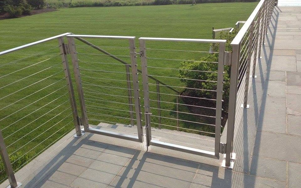 Cable Railing Photographs Ideas Agsstainless Com Cable