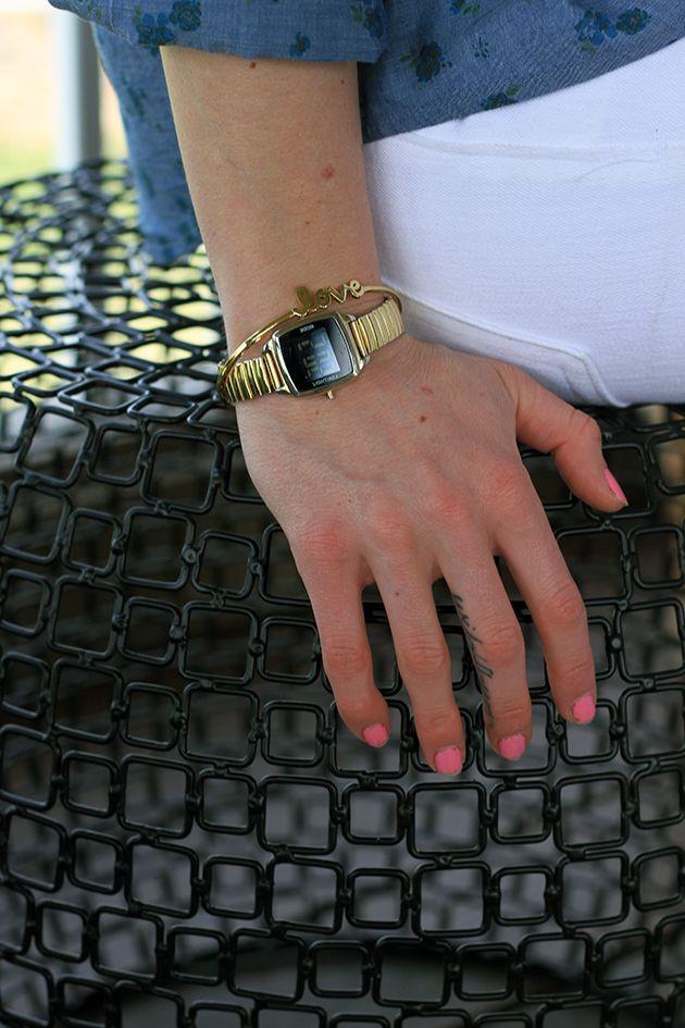 Chambray, Jewelry, Home, White Denim  www.katalinagirl.com