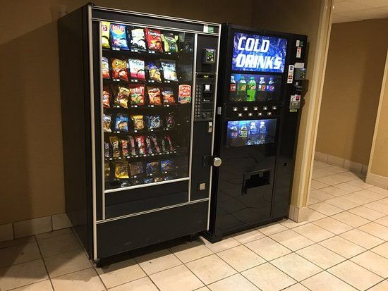 for the most part traders have picked not to see to prosperity nourishment and normal sustenance in their food vending machines