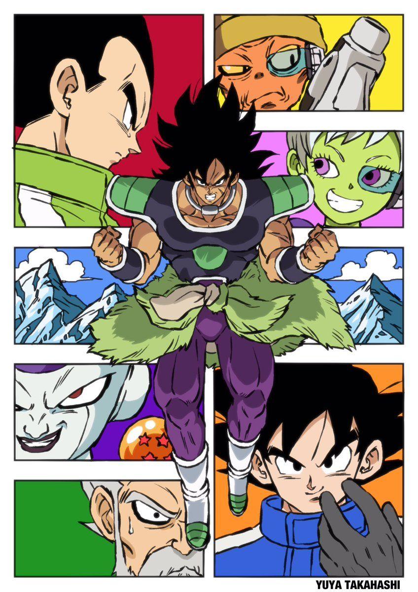 高橋 優也 アニメ作画 on twitter dragon ball super manga dragon ball goku dragon ball super goku