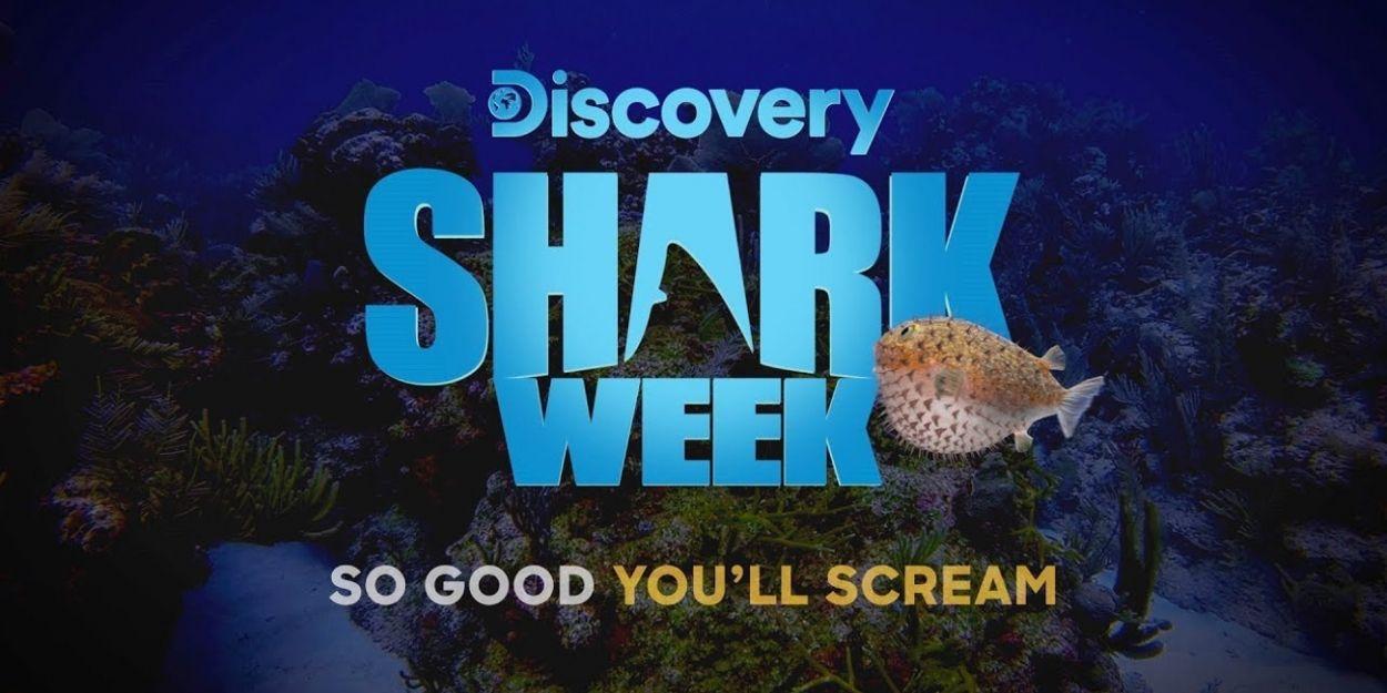Shark Week NuffSaid Video ProgrammingSchedule