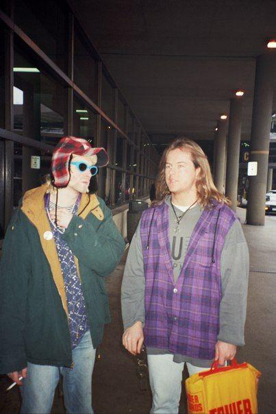 Very Rare Nirvana Kurt Cobain Kurt Cobain Donald Cobain