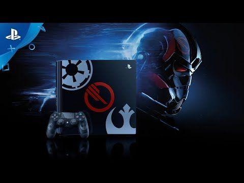 Star Wars Battlefront Ii Ps4 Bundles Video Screenshot 1 Star Wars Battlefront Star Wars Nerd Battlefront