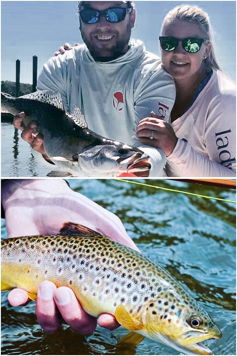 Choose a lure that mimics original baitfish to catch lake ...