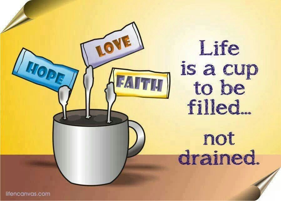 Fill my cup LORD | All Things Coffee =-) | Pinterest ...