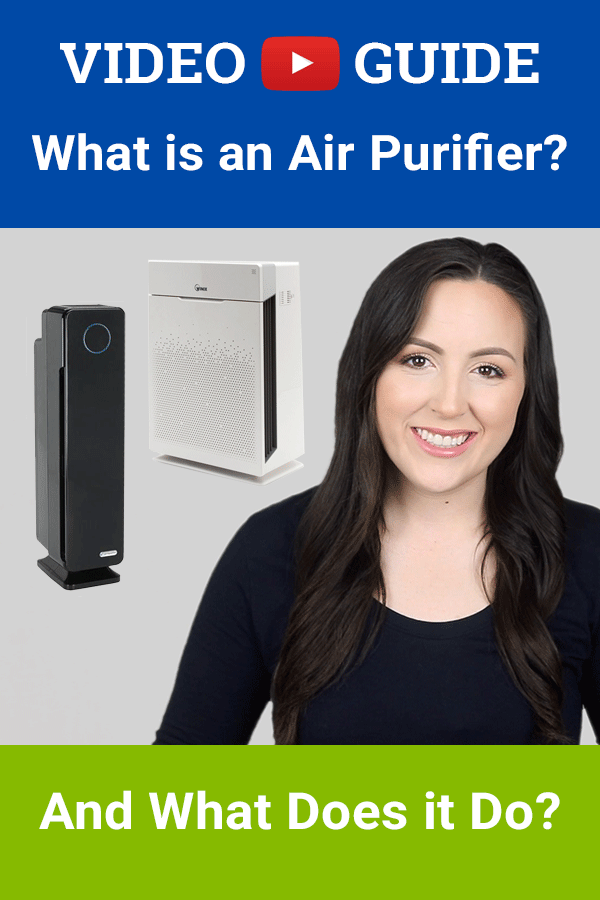 Video What is an Air Purifier and What Does it Do? Air