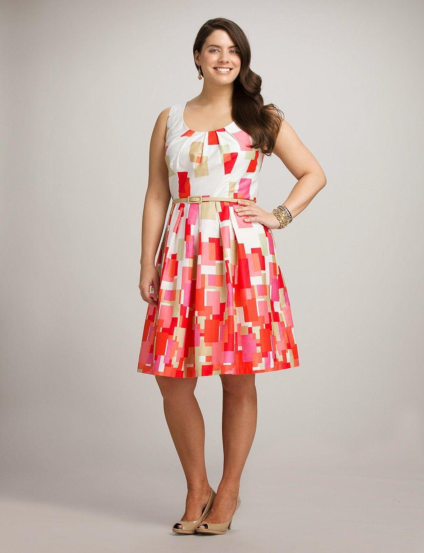 9bc5ed833 Hermosos vestidos de moda para mujeres gorditas