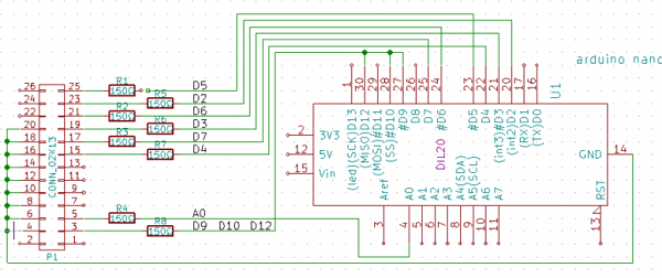 CNC-Shield-Schaltplan | Circuits | Pinterest | CNC