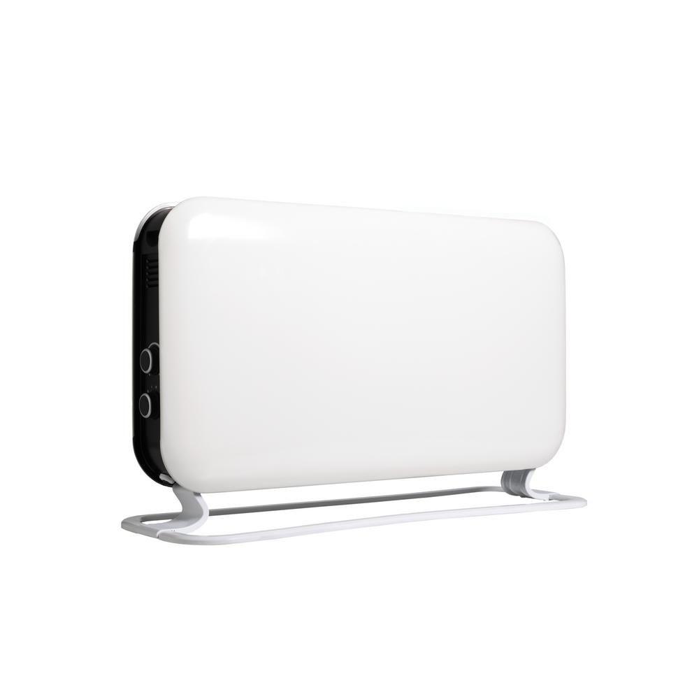 MILL 1500-Watt Convection Portable Heater, White ...