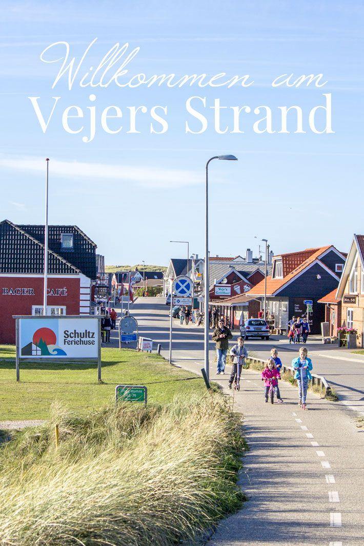 Amalie loves Denmark Vejers Strand Dänemark urlaub
