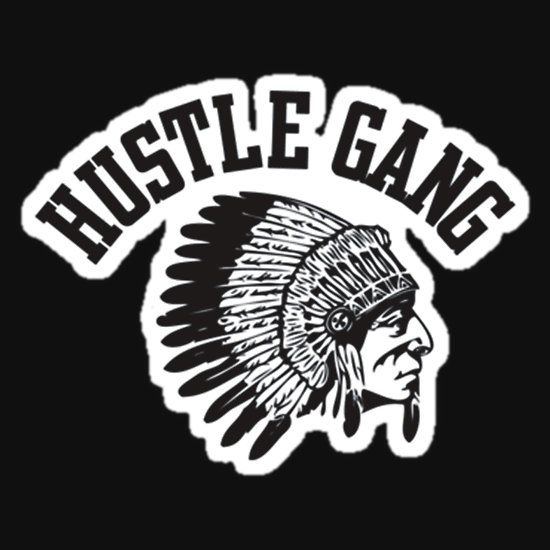 Hustle Gang Long Sleeve Essential T Shirt By Manoley Gang Taylors Gang Boss Lady Quotes