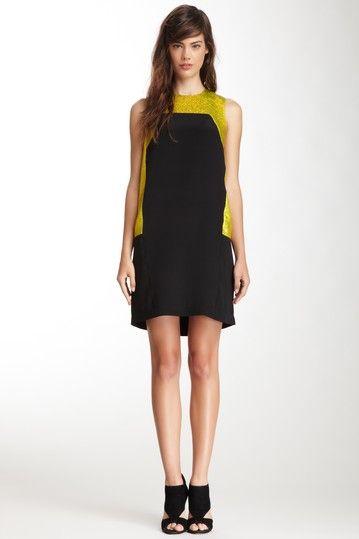 Tibi Nova Lurex Sleeveless Dress on HauteLook
