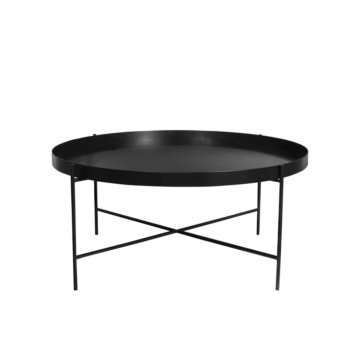Round Tray Steel Coffee Table Coffee Table Steel Coffee Table