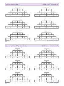 Librairie-Interactive - Pyramides additives niveau 1 ...