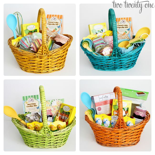 Easter gift giving with world market easter easter gift baskets easter baskets negle Images