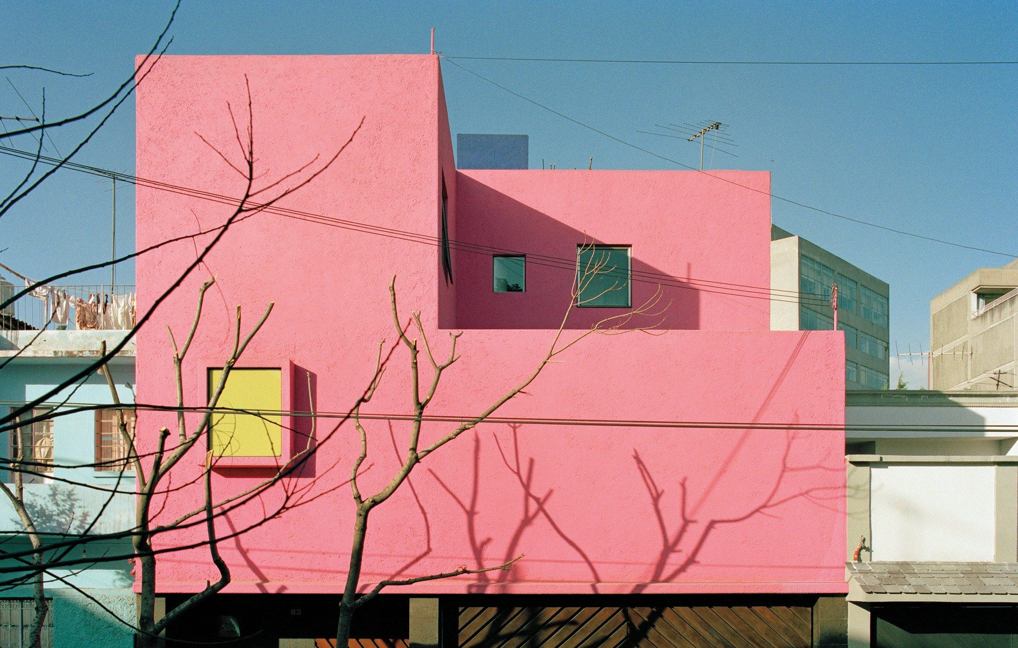 Inside the Bold and Beautiful World of Famed Architect Luis Barragán ...