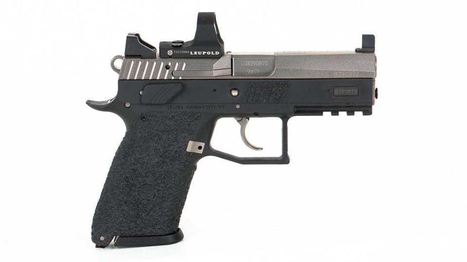 CZ P07 Custom | Handguns | Hand guns, Firearms, Guns