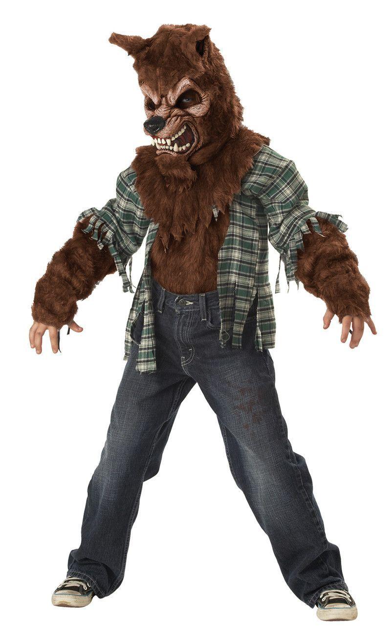 Wolfman Childs Deluxe Costume Medium