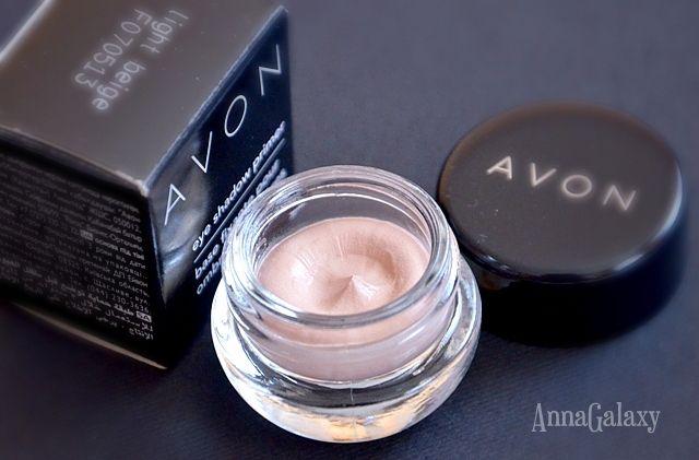 Anna Galaxy: Avon. Eye Shadow Primer. База под тени